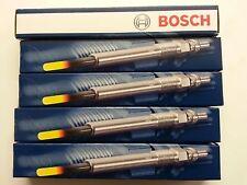 VW Caravelle Transporter T4 2.5TD Genuine Bosch Diesel Glow Plugs 1996-2003