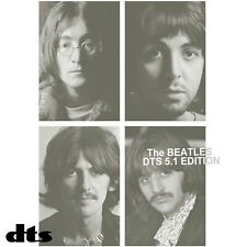 The Beatles White Album DTS 5.1 Edition 2-CD 5.1 Surround 50th 20 BONUS TRACKS!!