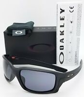 NEW Oakley Straightlink sunglasses Matte Black Grey 9331-0258 GENUINE Link 9331