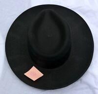 ACCLAIM Kalgoorlie Black Marked Mens Umpire Summer Hat Medium Ex Display (6)