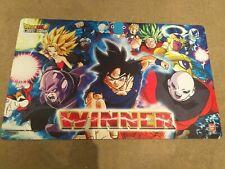 DBS Dragon Ball Super Winner Play Mat Playmat (PU316)