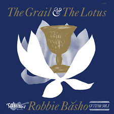 Robbie Băsho* ‎– The Grail & The Lotus NEW Takoma ‎C-1007 VINYL LP