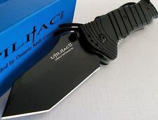 Couteau de Combat Ontario Joe Pardue Utilitac II Lame Acier AUS-8 Tanto ON8914