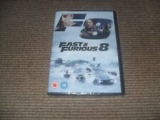 Fast & Furious 8 Dvd - New & Sealed