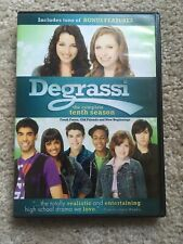 Degrassi: The Next Generation - The Complete Season 10 (DVD, 2013, 4-Disc Set)