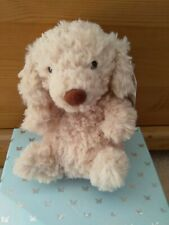 Jellycat Yummy Puppy With Tags Retired