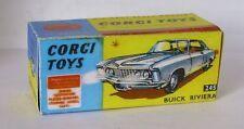 Repro Box Corgi Nr.245 Buick Riviera
