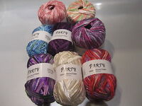 Crystal Palace Party Ribbon Yarn -choice of 8 colorways