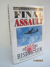 Final Assault on the Rising Sun by Chester W. Marshall
