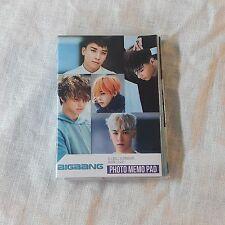 Bigbang Photo Memo Pad 4 Tiles 80 sheets  Korea KPOP Star Gift NEW