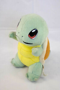 Pokemon Official Squirtle Collectable Plush Toy
