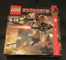 T2 LEGO 7711 EXO-FORCE SENTRY NEW SEALED 2006