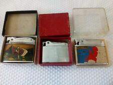 Vintage lighters , cigarette lighters . ( Gd1)