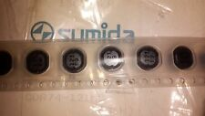 10x SUMIDA CDR74-121MC , SMD COIL INDUCTOR 120uH , SMD