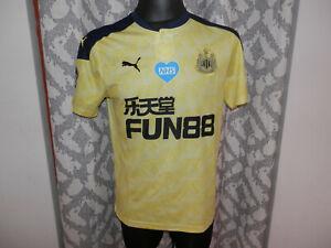Newcastle United 2020 2021 Away Puma Shirt Jersey England Football Medium