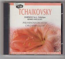 (GY118) Carlo Maria Giulini, Symphony No. 6 - Tchaikovsky - 1989 CD