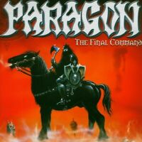 PARAGON - FINAL COMMAND/INTO THE BLACK  CD NEU