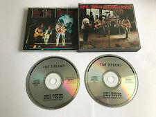 Neil Young + Crazy Horse 2 CD Feedback Is Back RARE TNT Studio ‎– TNT-910110/1