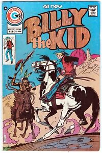 Billy The Kid Issue #111 Charlton Comics February 1975