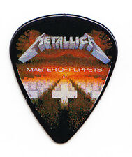 Metallica Master Of Puppets Album Promotional Guitar Pick - 2017