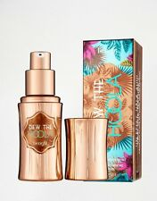Benefit DEW THE HOOLA Liquid Soft Matte Bronzer Full Size New In Box