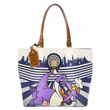 WHAT DISNEY WORLD DOONEY AND BOURKE FIGMENT CHEF FOOD AND WINE  BAG NEW