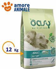 Oasy Dog Adult Large 12 Kg - Crocchette per cane cani