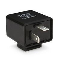 12V LED Motorrad Blinker Relais Blinkrelais Flasher Relay Lampe Licht 2 PIN!