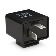 12V LED Motorrad Blinker Relais Blinkrelais Flasher Relay Lampe Licht 2 PIN Neu
