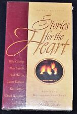 """Stories for the Heart"" compiled by Alice Gray 2 Audio Cassettes BRAND NEW"