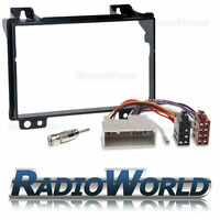 Ford Fiesta/Fusion Double Din Fitting Kit Stereo Fascia/ISO Lead