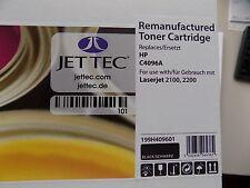 JETTEC H4096A Toner für HP C4096A, schwarz 5000 Seiten