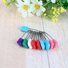 Hotsale 20pcs Safety Locking Baby Cloth Nappy Diaper Craft Pin&w