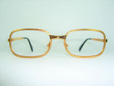 Hoffman, luxury eyeglasses, square,oval, Gold plated, frames, hyper vintage, NOS