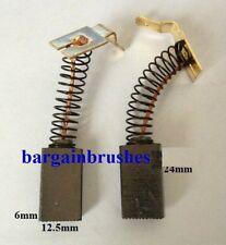 CARBON BRUSHES for HILTI TE60 TE72  TE 60 TE 72 Pattern breaker drill combi E120