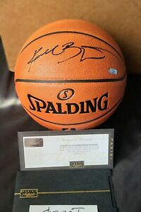 KOBE BRYANT Signed Official NBA Game Ball Replica Panini Authentic