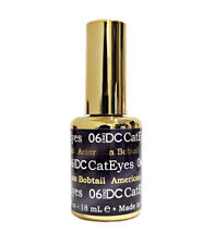 Dnd Dc Cat Eyes American Bobtail 06 Led/Uv Dnd Gel Polish .6oz Magnetic Effect