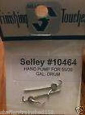 Selley Finishing Touches  # 10464 Hand pump f/ 55/30gal drm O Scale MIB