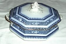 "Keeling & Co Ltd Staffordshire Losol Ware ""Ormonde"" 1912-36  Tureen 5"" x 8"""