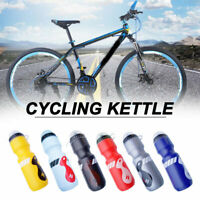 26oz Sports Squeeze Water Bottle for Bikes Squeezing Drinking Fitness Cycling