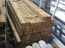 75mm x 75mm by 1.8m Long / 3 inch x 3 inch by 6ft Treated Fence Post