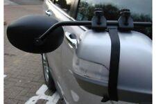 Universal Convex Glass Deluxe Car Caravan Trailer rear view Towing Mirror