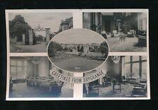 Scotland ROXBURGHSHIRE Drygrange Greetings from 1951 m/view RP PPC