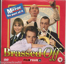 BRASSED OFF -  DAILY MIRROR/FILM FOUR PROMO DVD (FREE UK POST)