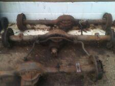 ford 9 inch rear end