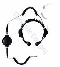 For Baofeng UV 82 V2+ BF F9 V2+  ATR-22 BF 888 Heavy Duty Throat Microphone