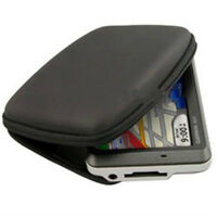 Hard Shell GPS Carry Case Bag Zipper Pouch Cover For 5Inch Sat Nav  P*US