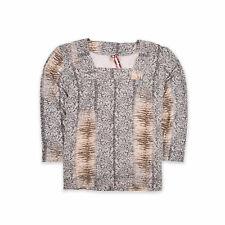 Eva & Claudi Damen Bluse Hemd Top Shirt Blouse Gr.XL (DE 42)  Mehrfarbig 92676