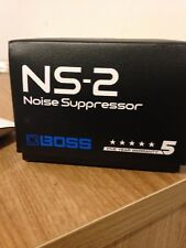 Boss NS-2 Noise Gates Guitar Effect Pedal