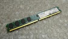 2Gb Crucial Ct25664aa800.m16vfh Pc2-6400 800mhz Ddr2 bajo Perfil Memoria Ram
